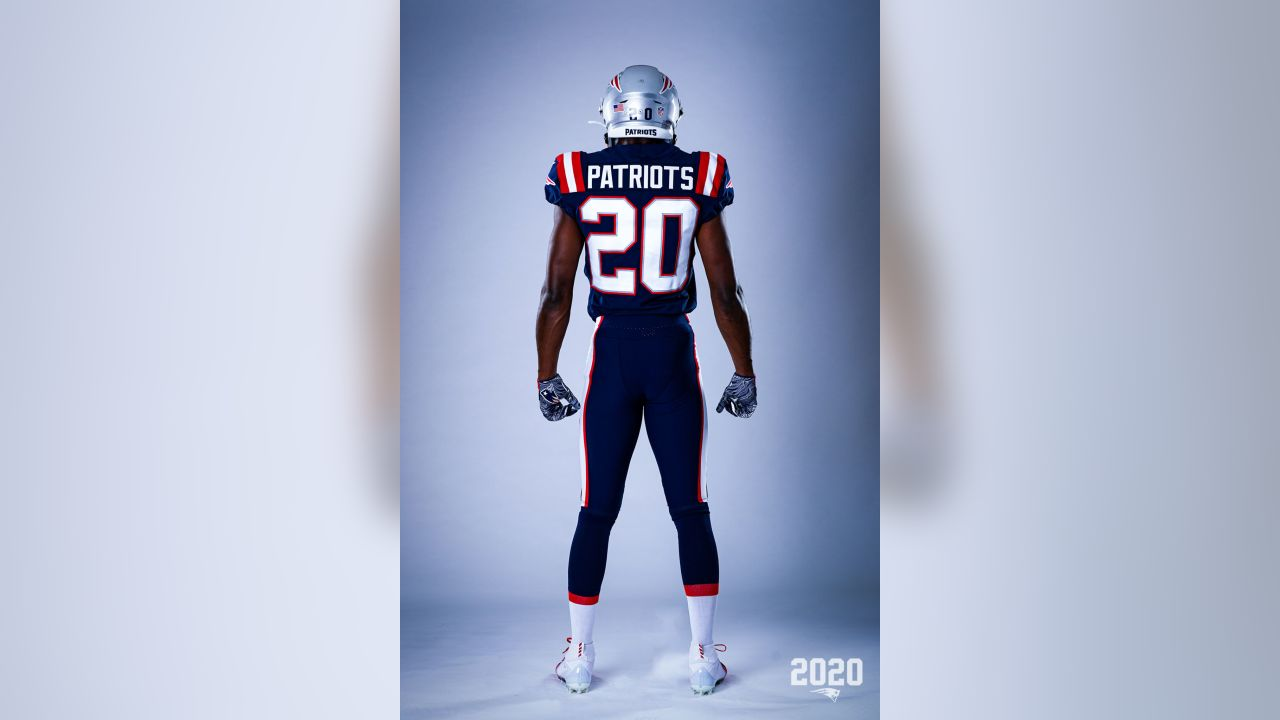 pats home jersey