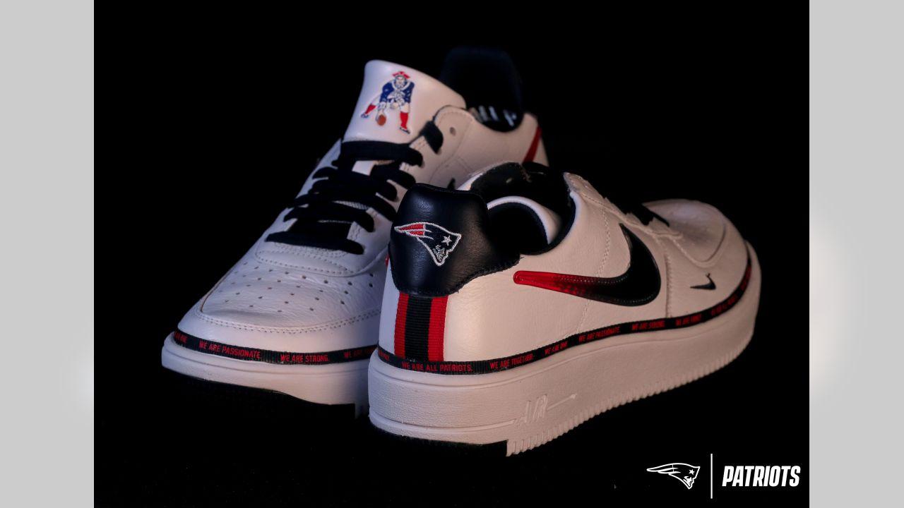 Patriots Nike Air Force 1 Ultraforce