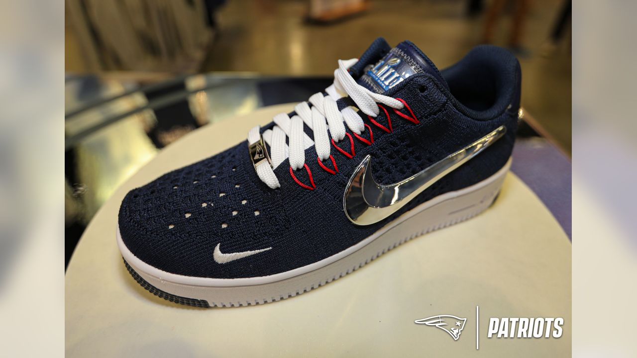 Nike celebrates Patriots 6th Super Bowl