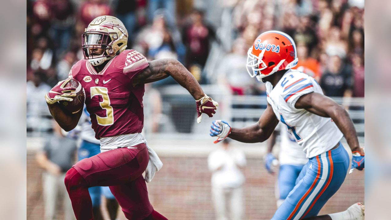 2020 Nfl Draft Rb Cam Akers Pleased To Land With Rams