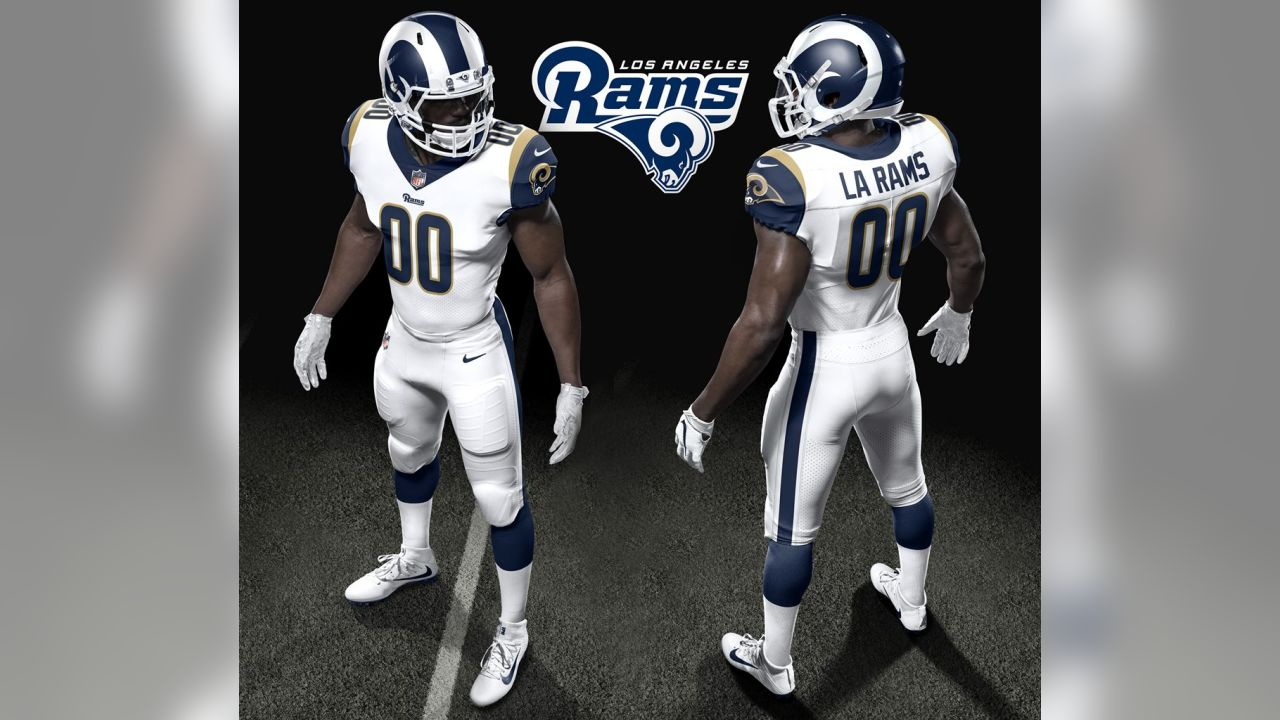 info for f5843 7cd03 PHOTOS: Rams Uniforms Through the Years