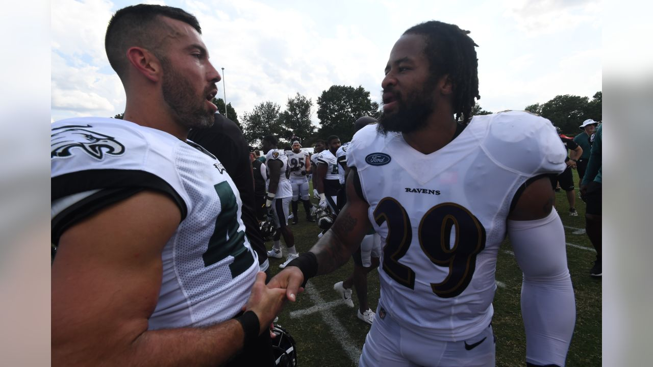 quality design 2cb46 fb420 Photos: Day 2 of Ravens-Eagles Joint Practices