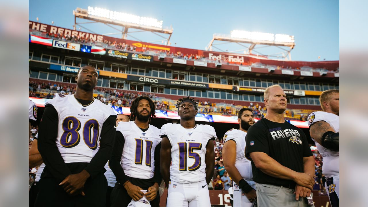 differently 30b0f 75050 Gameday Gallery: Ravens at Redskins