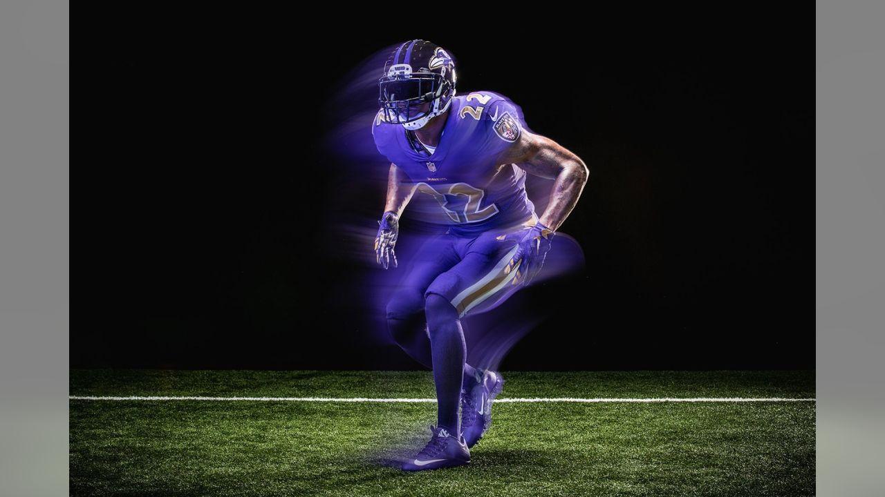 baltimore color rush jerseys