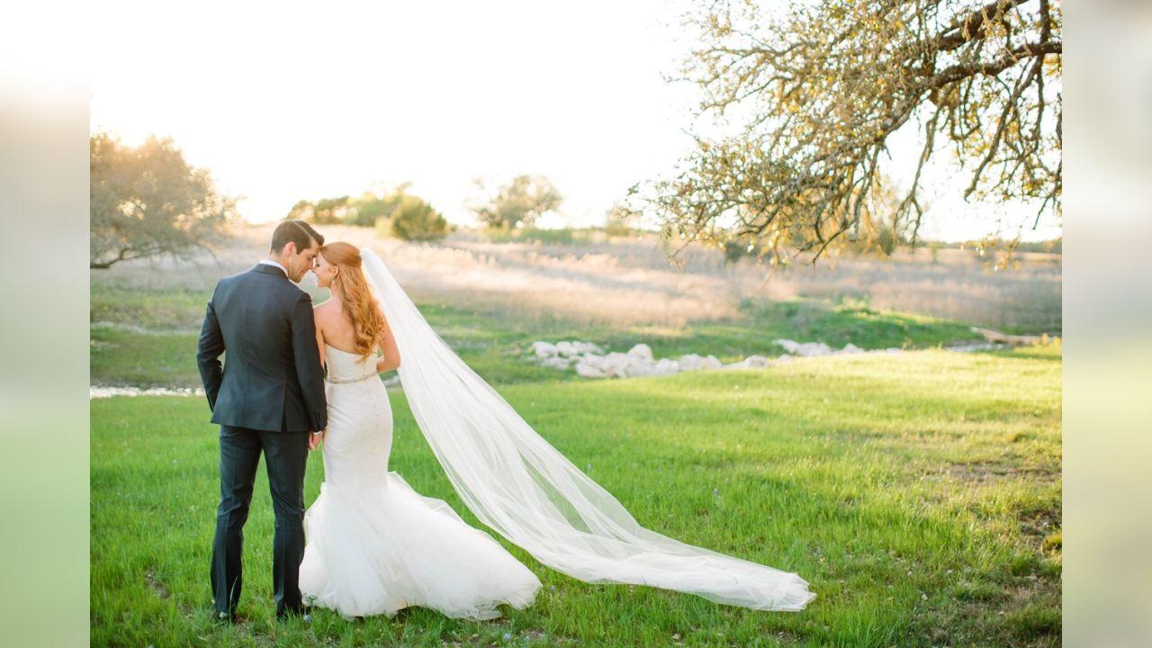 Justin Tucker Wedding Pictures
