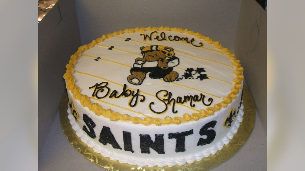 Remarkable Saints Cakes Personalised Birthday Cards Cominlily Jamesorg