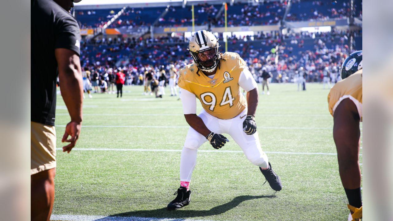 Photos: Best of Cameron Jordan from 2020 Pro Bowl