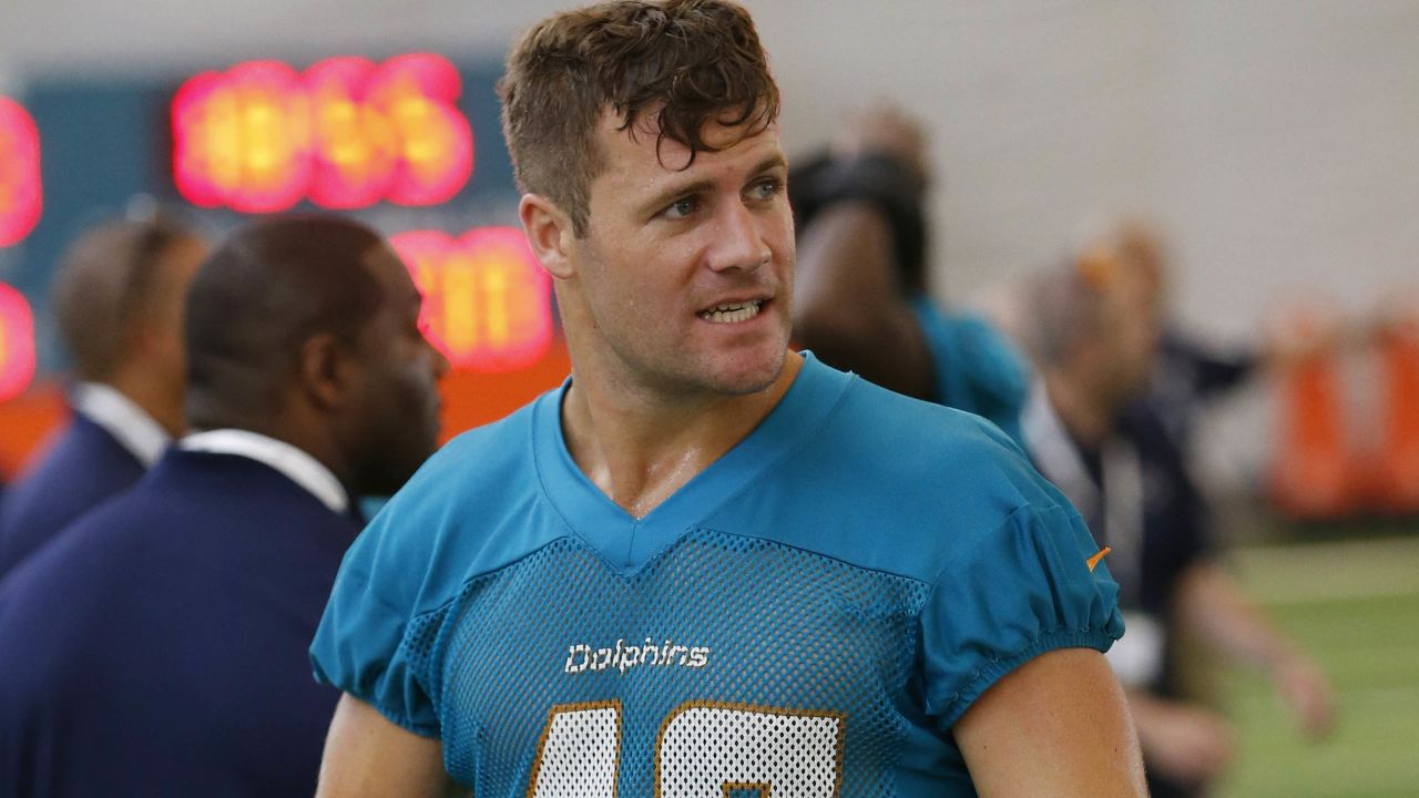 release date eb2fb de2c4 Linebacker Kiko Alonso excited to join New Orleans Saints