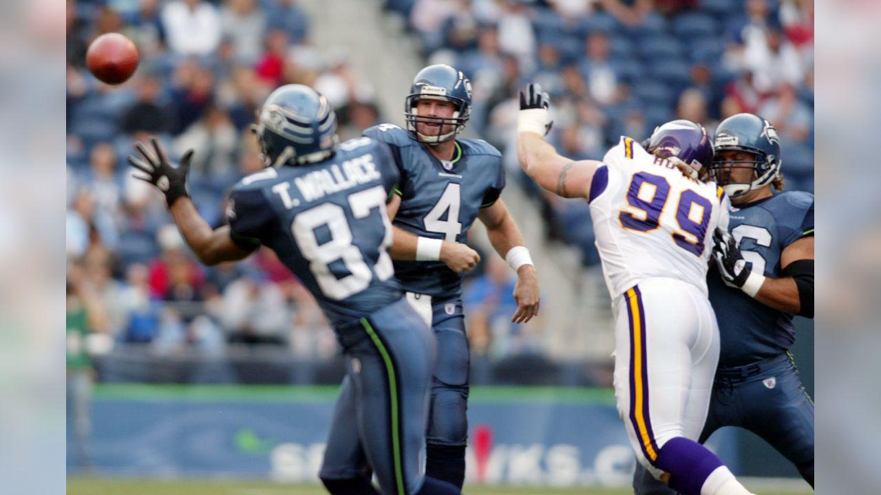 f452edfc Seahawks vs Vikings Through The Years