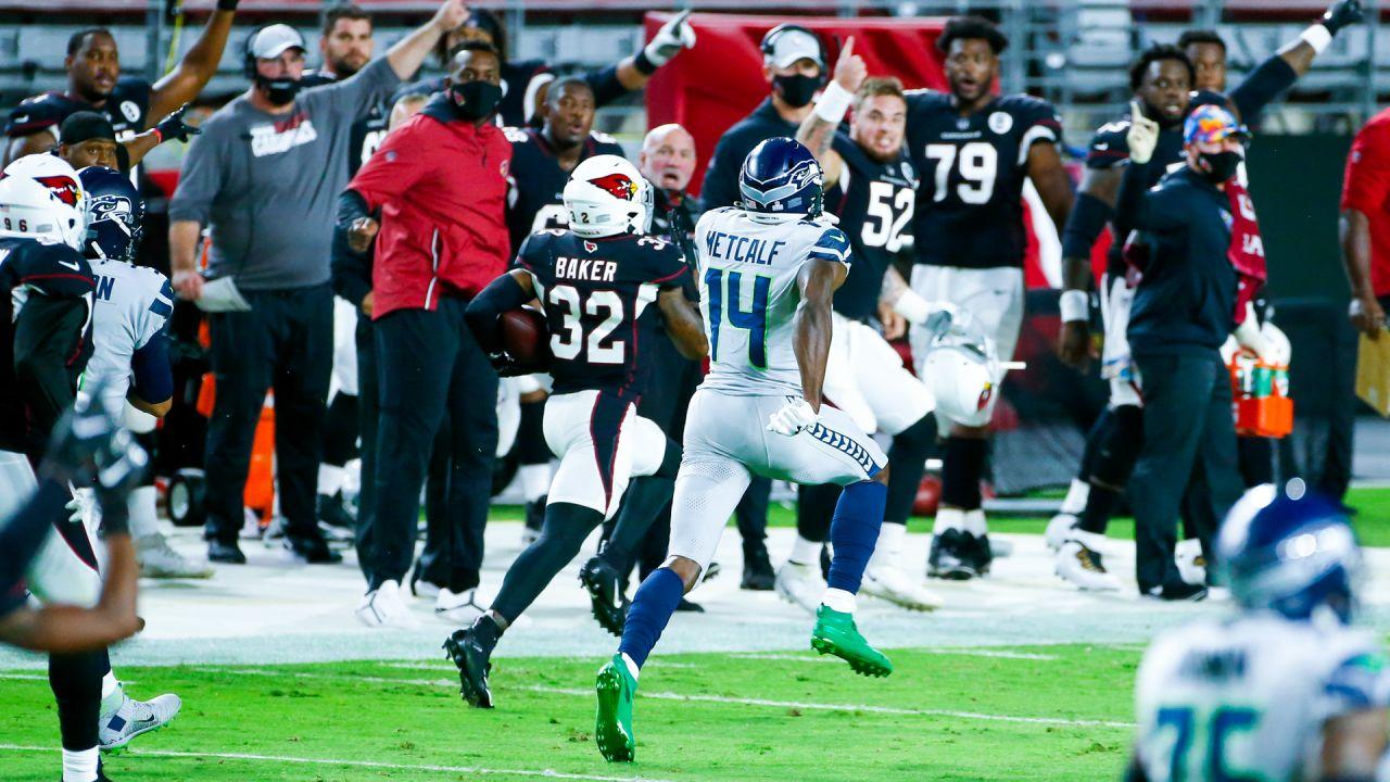 Dk Metcalf Makes Most Remarkable Play In Seahawks Loss At Arizona