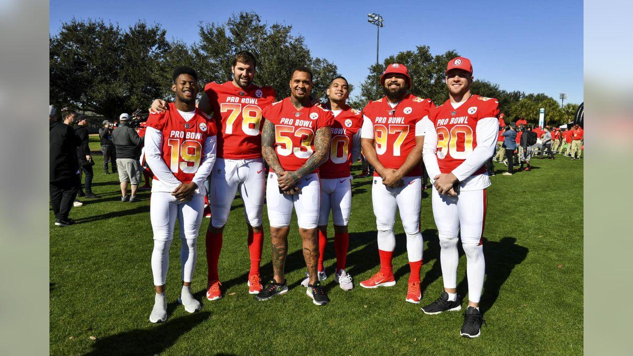 PHOTOS: 2019 Pro Bowl - AFC team photo day