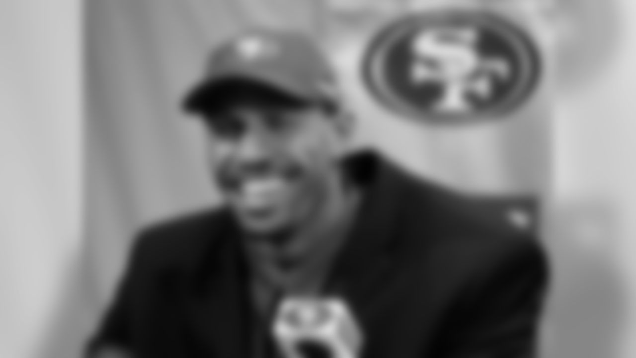 70384b4c9 Throwback: 49ers Draft Hats over the Years