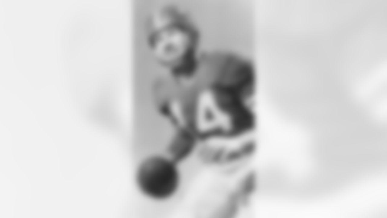 QB Y.A. Tittle 1951, Pick 3