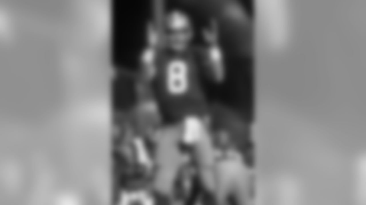 8 -- Steve Young