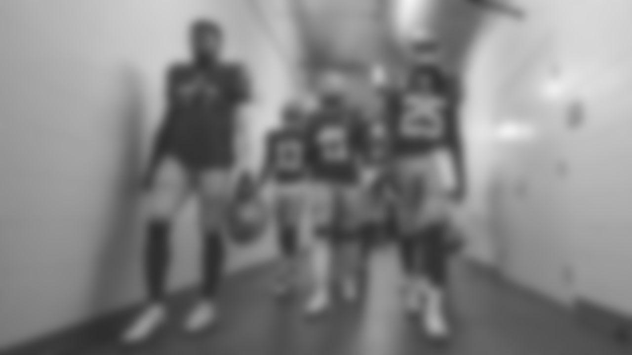 RB Raheem Mostert, CB Richard Sherman, WR Marquise Goodwin, WR Richie James Jr.