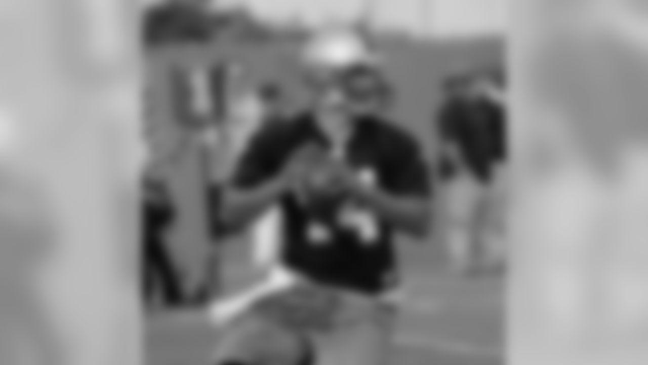 Quarterback J.T. O'Sullivan