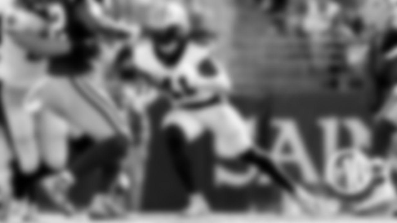 10) Alvin Kamara (Saints): 83 yards