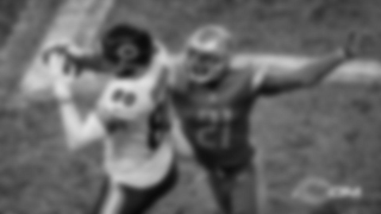 Jimmy Graham Week 1 at Lions 2-yard pass