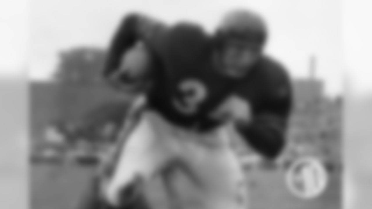 John Dottley, 1951 - 670 yards. Dottley averaged more than 5 yards per carry for the Bears in 1951, and was named to the Pro Bowl for his stellar play.