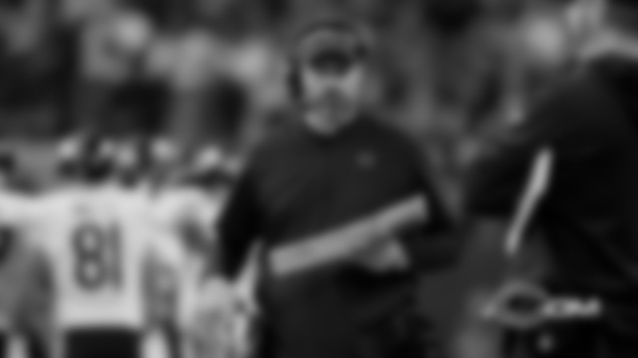 Matt Nagy Head Coach