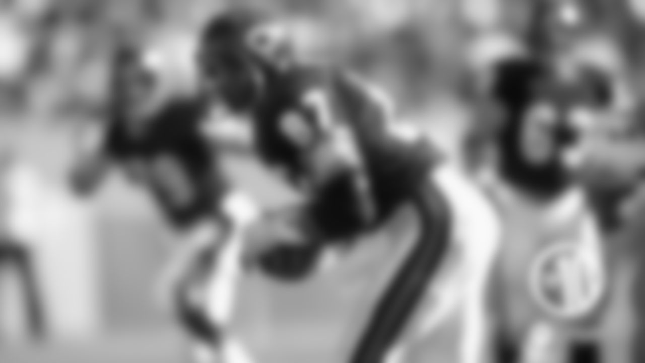 10. Emery Moorehead  The Evanston High School product played eight seasons with the Bears from 1981-88 and was the starting tight end on the famed 1985 championship team.