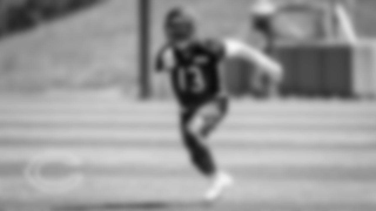 WR Rodney Adams | #13