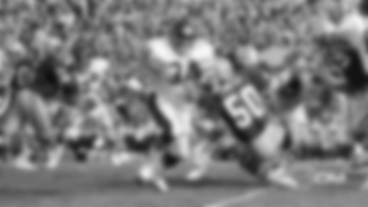 T-13) Walter Payton (1975) 33 catches