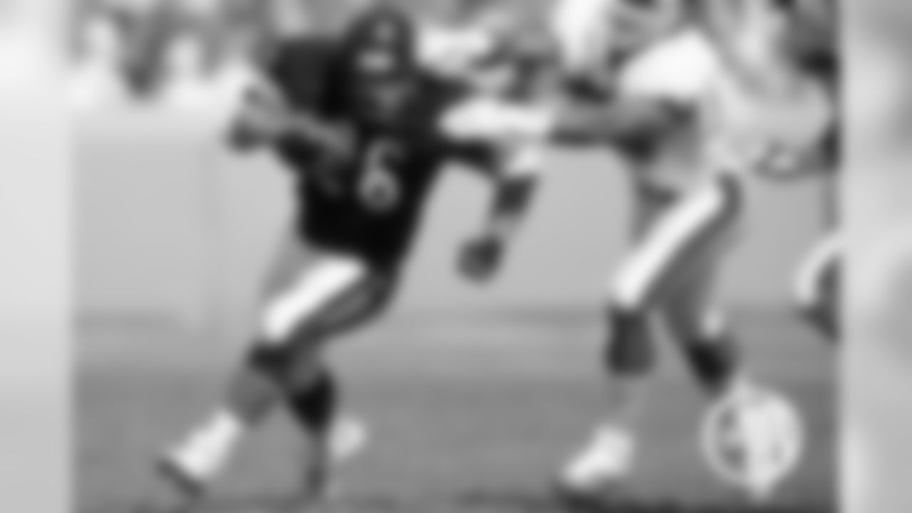 The fullback played all 10 of his NFL seasons with the Bears, rushing for 2,946 yards and 20 touchdowns and catching 260 passes for 2,113 yards and five TDs.