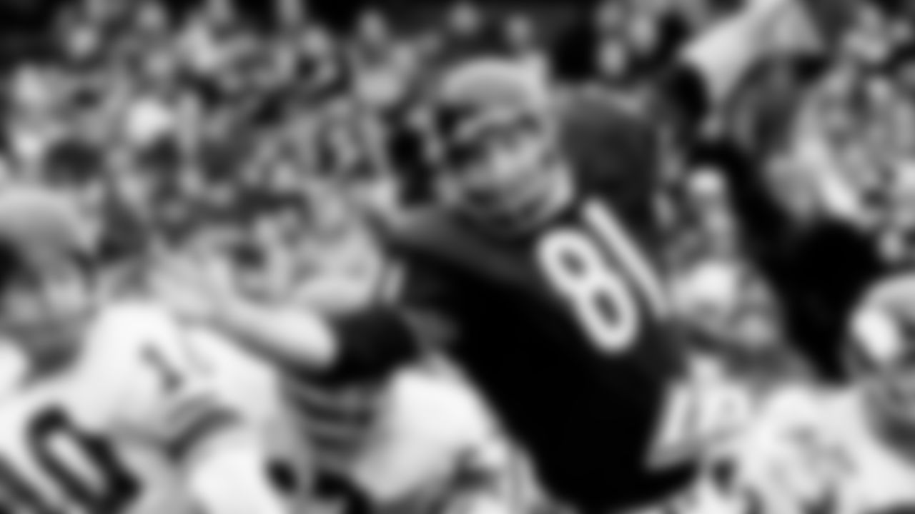 Doug Atkins  Defensive Lineman  Played with the Bears from 1955-1966  HOF Class of 1982