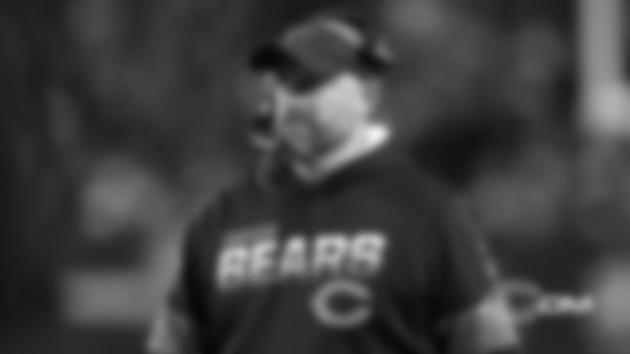 Matt Nagy - Head Coach