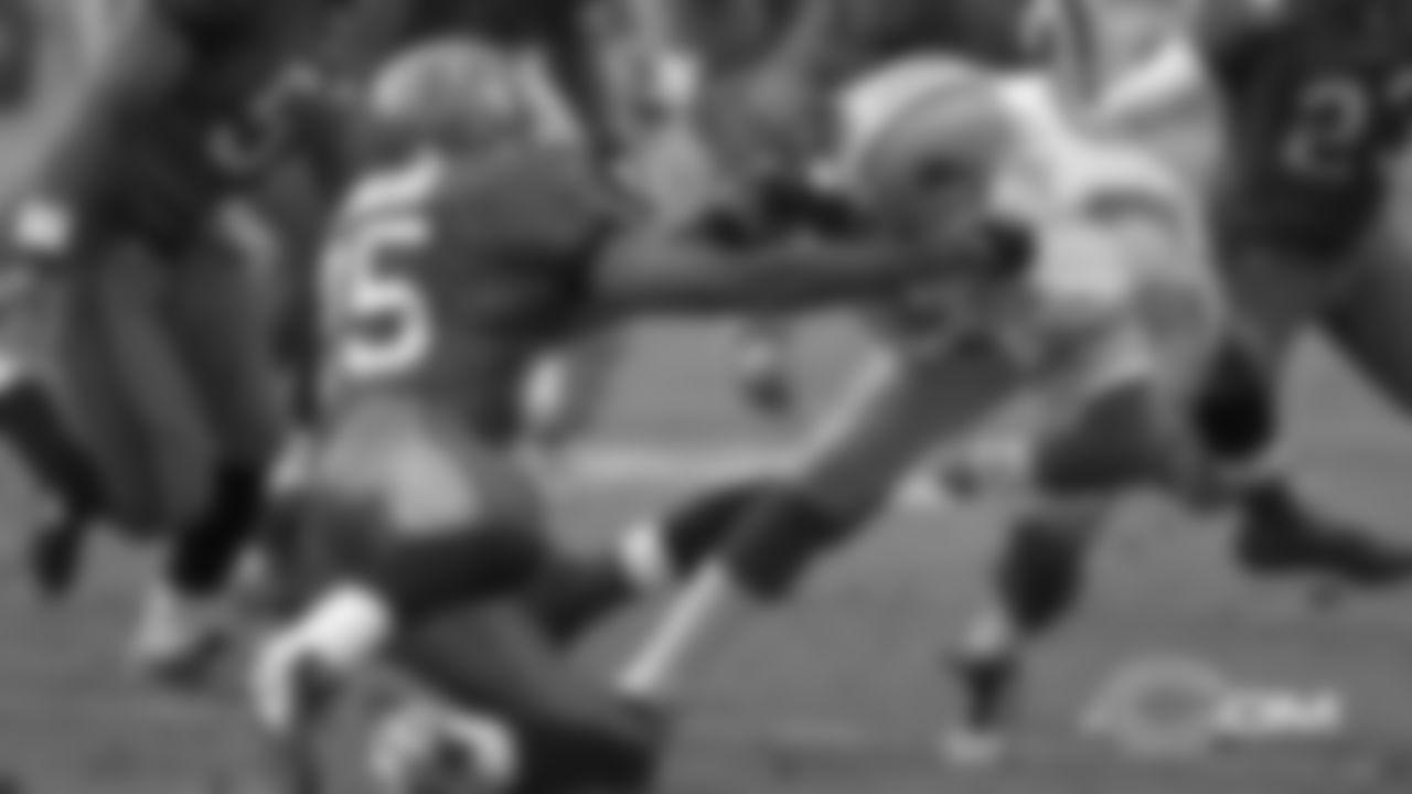 1995 Melvin Johnson - Kentucky safety (Buccaneers)