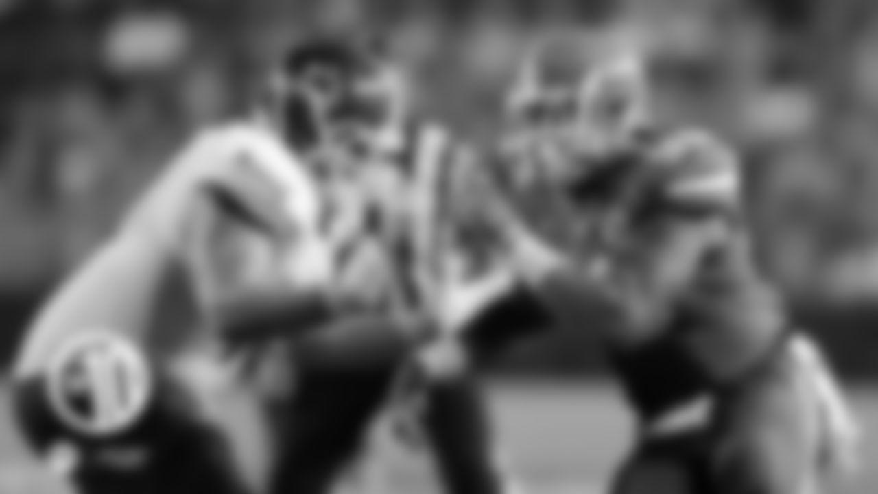 9(T): Florida 20  Pictured: Defensive lineman Jonathan Bullard, 2016 third round