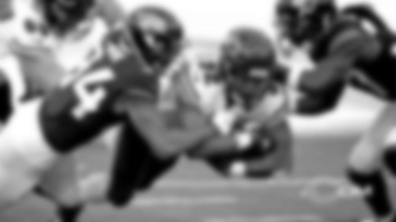 1) Jacksonville Jaguars