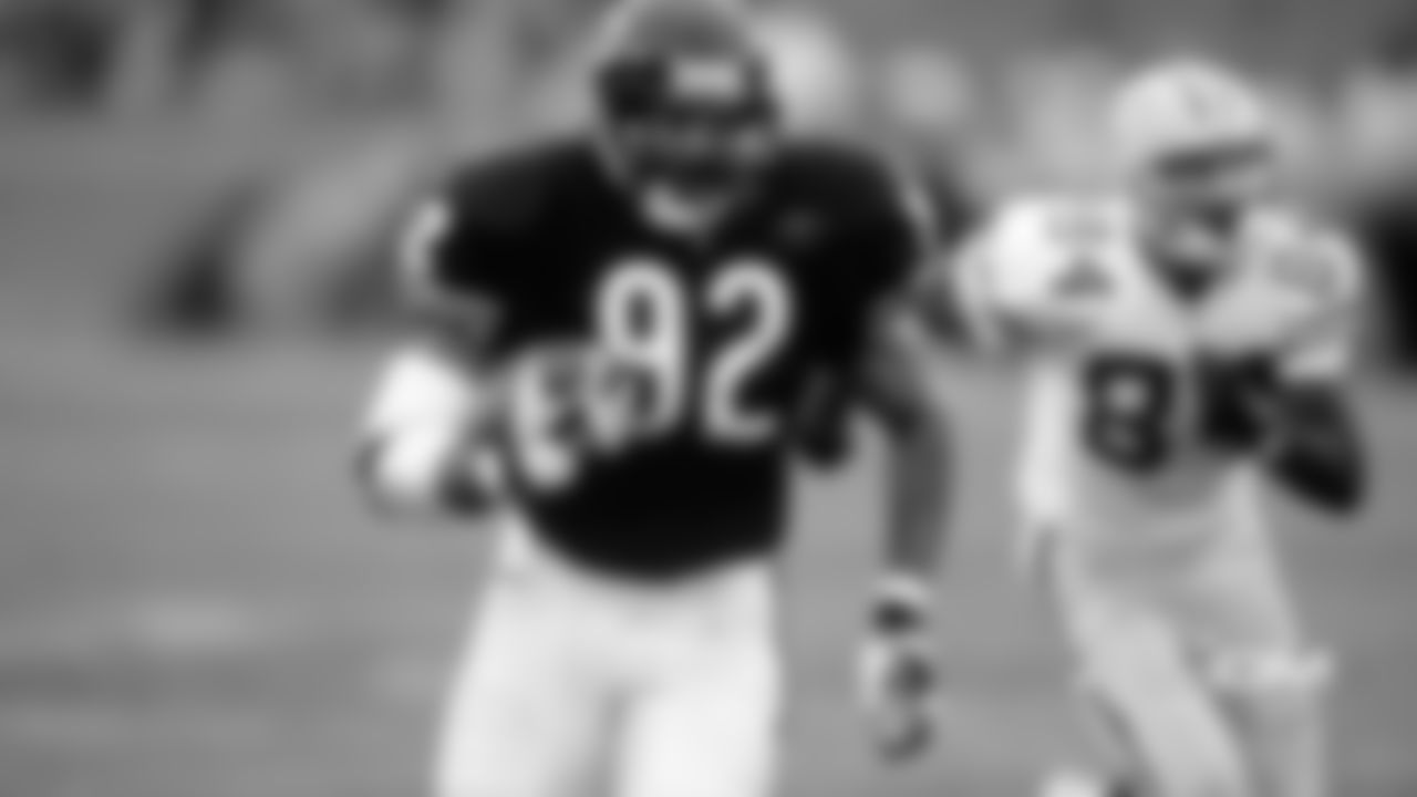 1997: LB Barry Minter