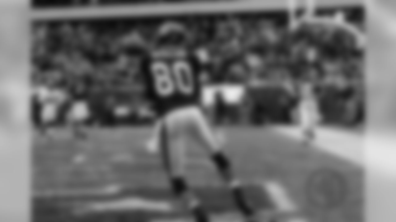 10. Adrian Peterson's halfback pass - December 30, 2007. In a Week 17 game versus the Saints, the Bears called a halfback option play for running back Adrian Peterson. When the defense went for him, Peterson threw to a wide-open Bernard Berrian for a 9-yard touchdown.