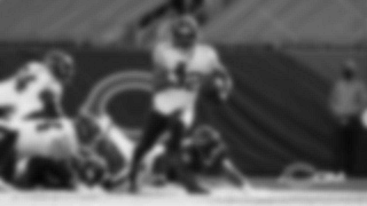 David Montgomery 2020: 1,070 yards