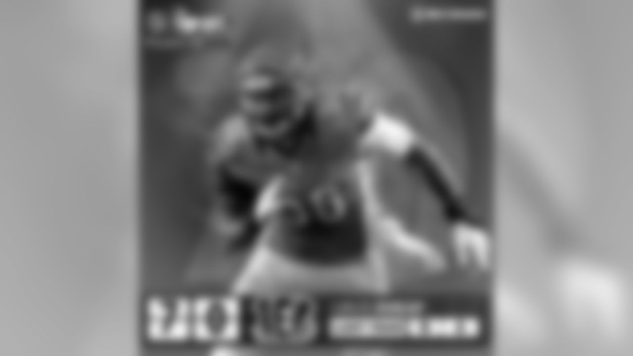 DE Carlos Dunlap, #70 on NFL Network's Top 100 Players of 2016
