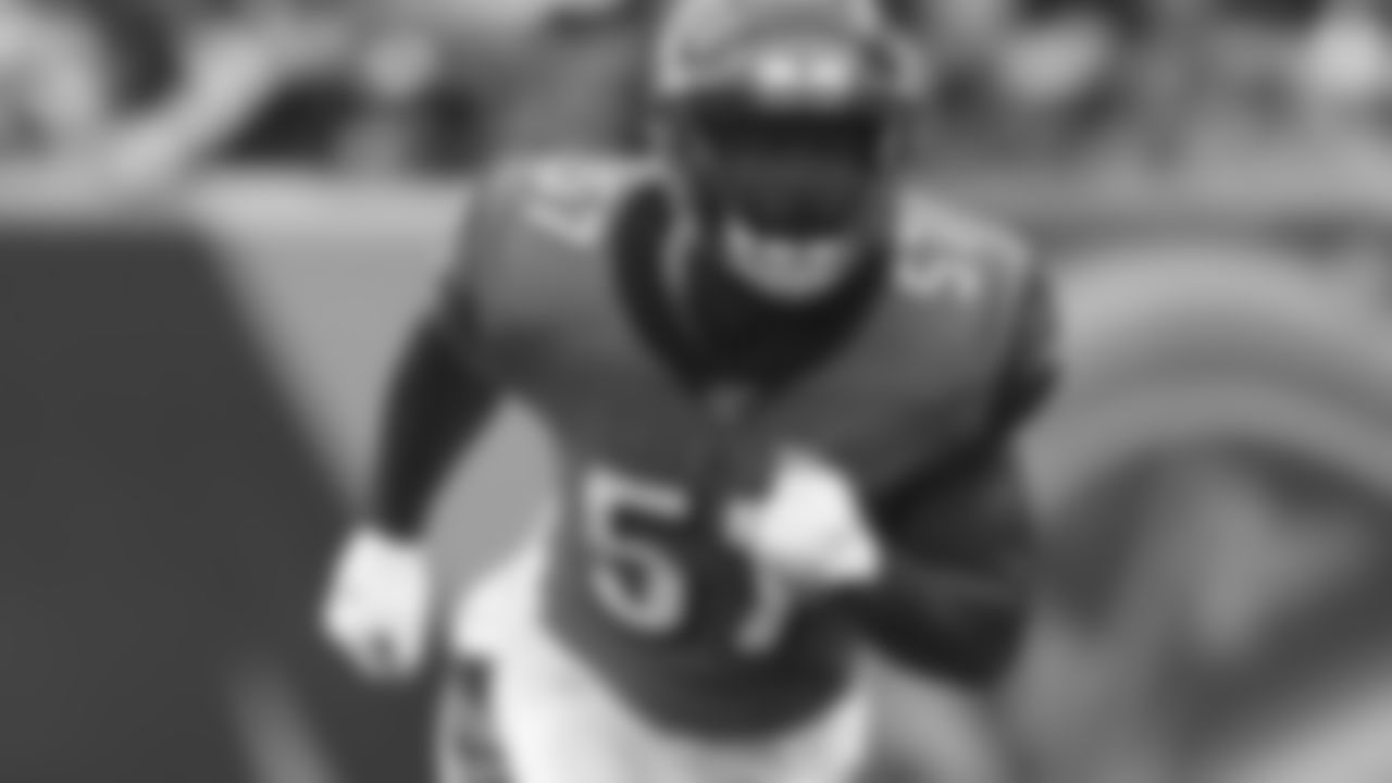 Cincinnati Bengals linebacker Germaine Pratt (57) covers a kickoff return in an NFL game against the Arizona Cardinals. Sunday, Oct. 6, 2019, in Cincinnati. (Margaret Bowles via AP)