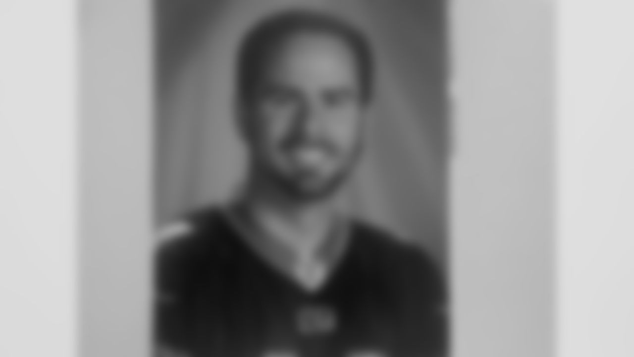 This is my official picture for the school yearbook this past year. We wear Bengals gear on Fridays at my school, and picture day was on a Friday. --Scott M. Sublett, Principal, Covedale Elementary