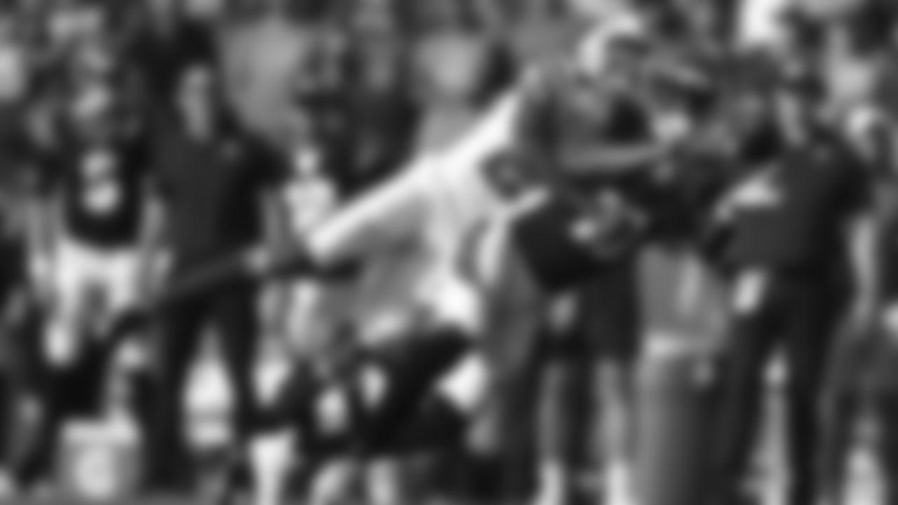 Buffalo Bills' Jordan Poyer (21) defends Cincinnati Bengals' Auden Tate (19) during the second half of an NFL football game Sunday, Sept. 22, 2019, in Orchard Park, N.Y. (AP Photo/Adrian Kraus)
