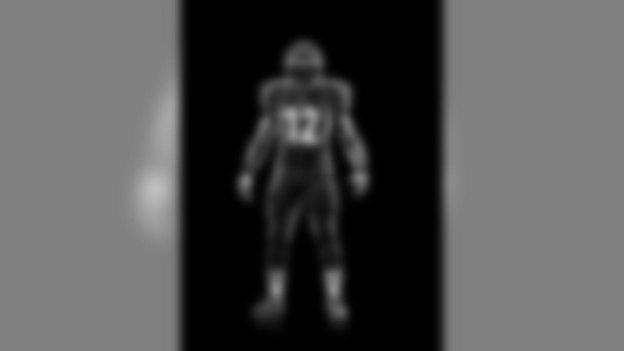 Bengals Nike Uniforms (4/3/12)