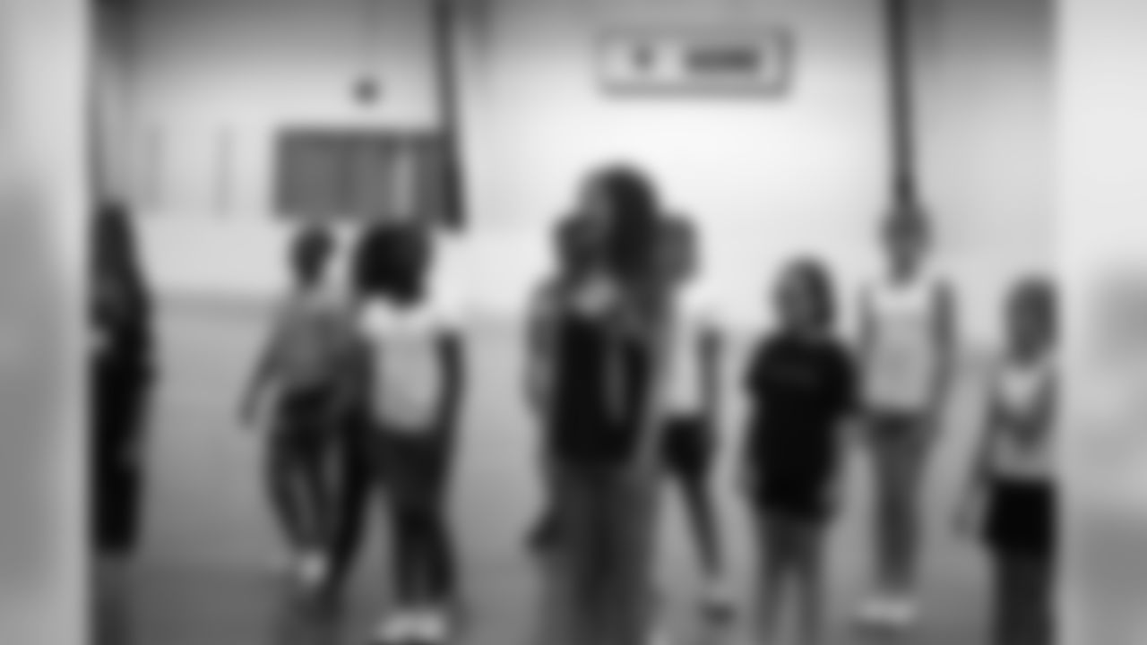Junior Ben-Gals Practice (9/25/10)
