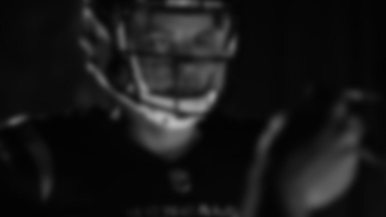 Bengals quarterback Joe Burrow at the team's 2021 media day