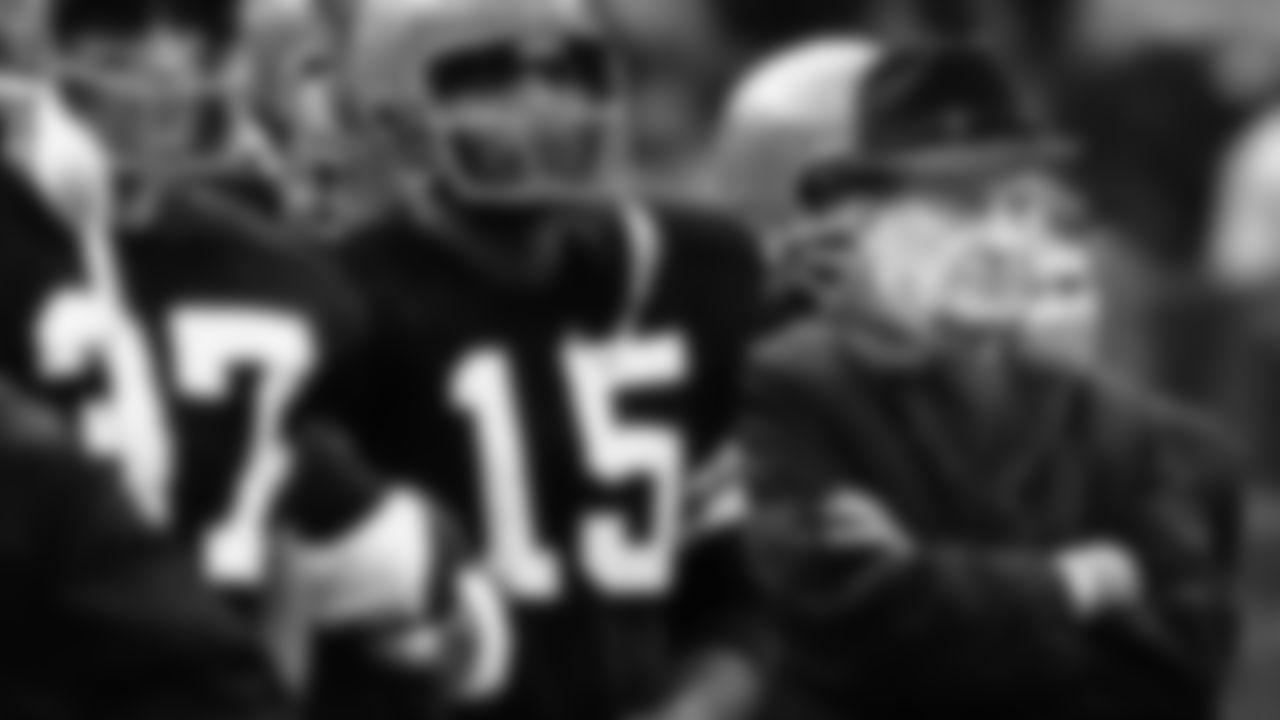 Head coach Paul Brown: 1968-75