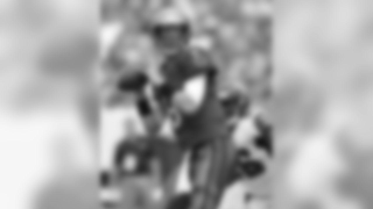 QB #8 Mike Glennon