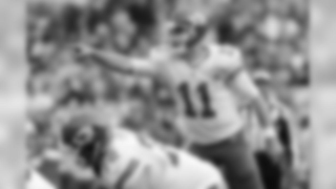 Kansas City Chiefs QB Alex Smith