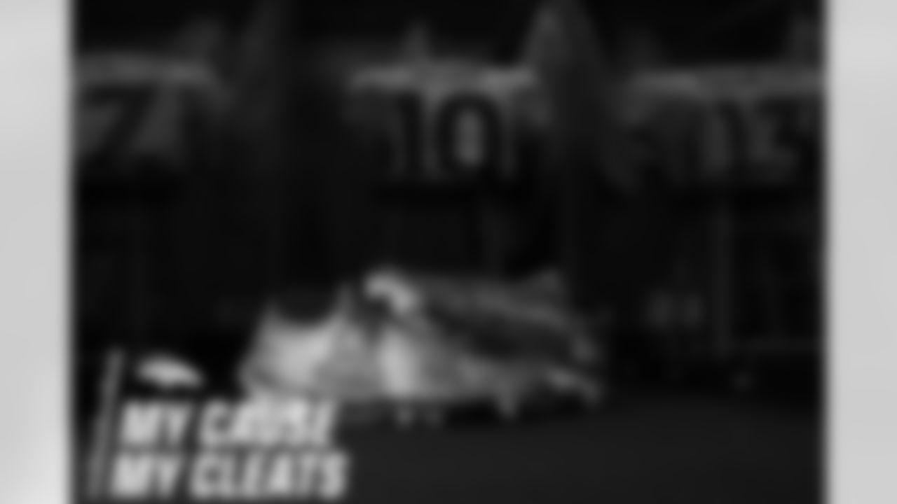 Jerry Jeudy during the NFL game against the Kansas City Chiefs at Arrowhead Stadium in Kansas City, Missouri, December 06, 2020. Photo by Gabriel Christus
