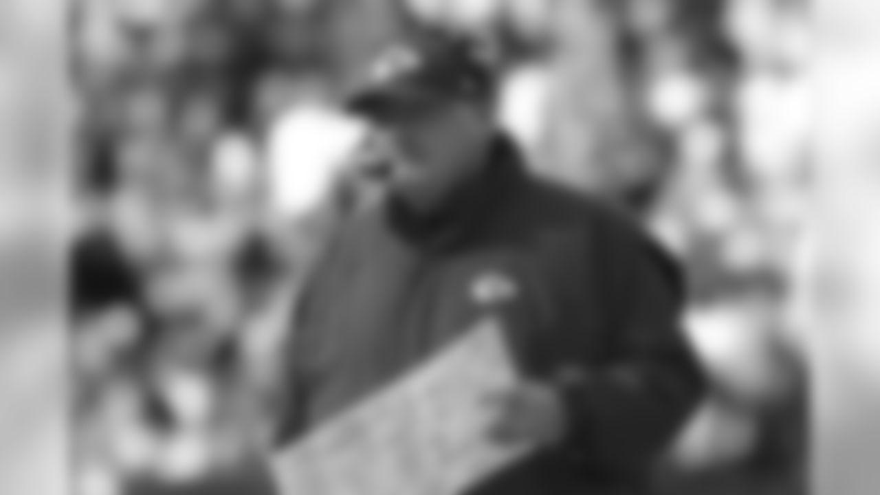 Head Coach Andy Reid