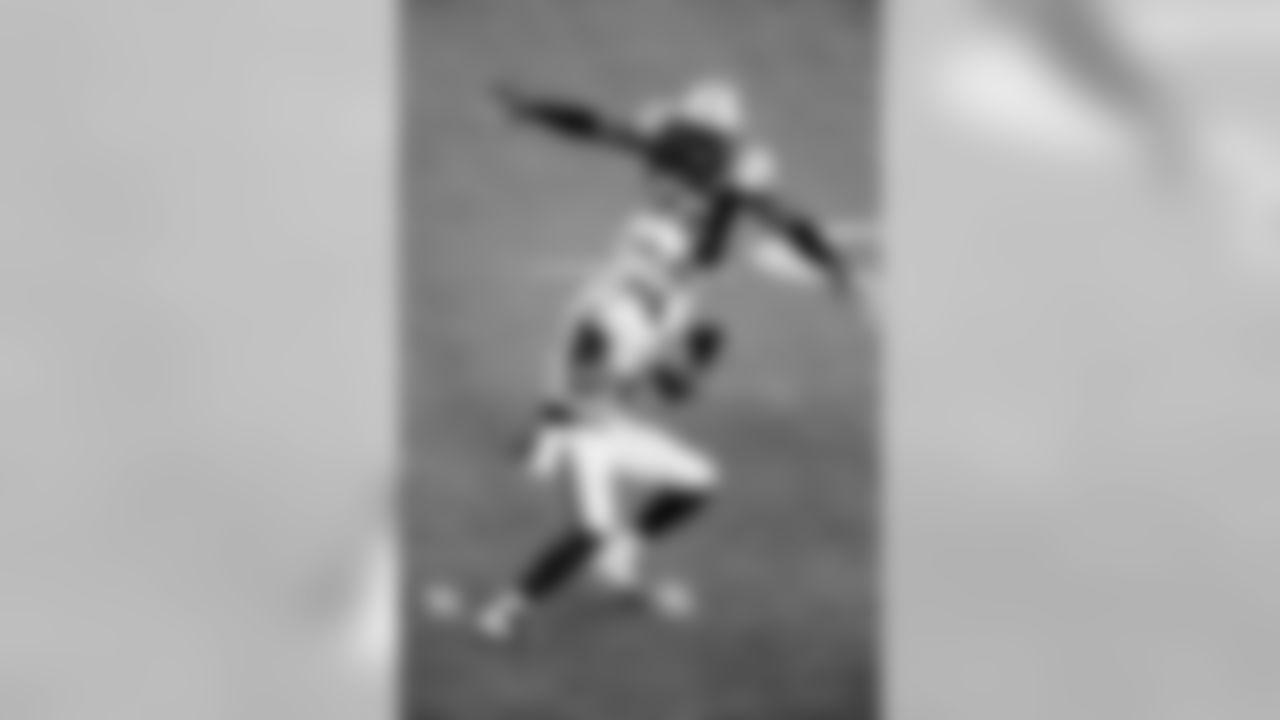 2015 stats: 90 total tackles (57 solo), 2.0 sacks, 2 passes defensed Career stats: 349 total tackles (230 solo), 6.5 sacks, 1 interception, 8 passes defensed, 4 NFL seasons