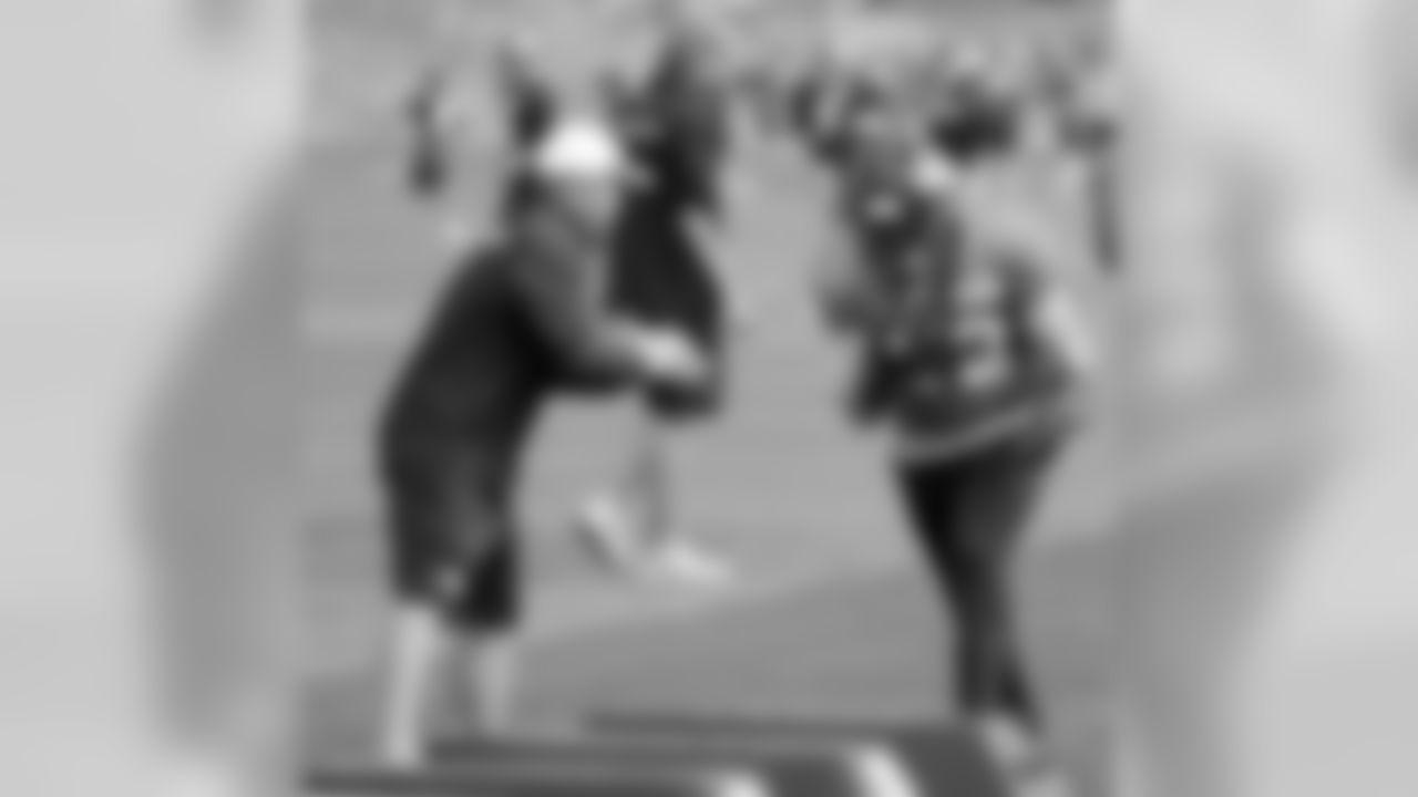 Running Back C.J. Anderson